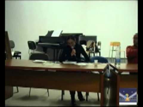 Caterina Campagna all'VIII Convegno sulle Arti Terapie di Lecce