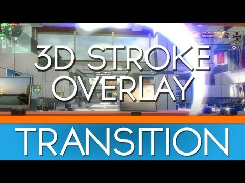 Sony Vegas Pro 12: 3D Stroke Transition Pack + MOAR OVERLAYS [FREE DOWNLOAD]