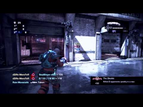 Ess Monzter - Gears of War Judgment Montage