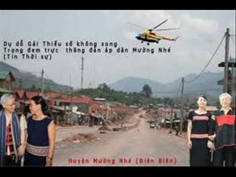 Tại sao Chính quyền VN trấn áp người Hmong ở Mường Nhé ? .wmv
