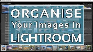 How I Manage My Images in Lightroom - From Import and Export