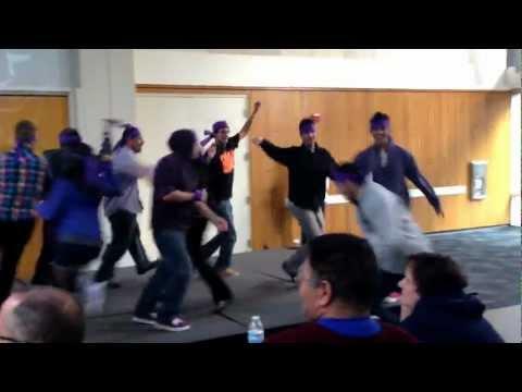 Hartnell College Math Academy Gangnam Style