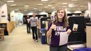 Winona State University Recyclemania 2012 video