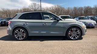 2019 Audi SQ5 Lake forest, Highland Park, Chicago, Morton Grove, Northbrook, IL A190768