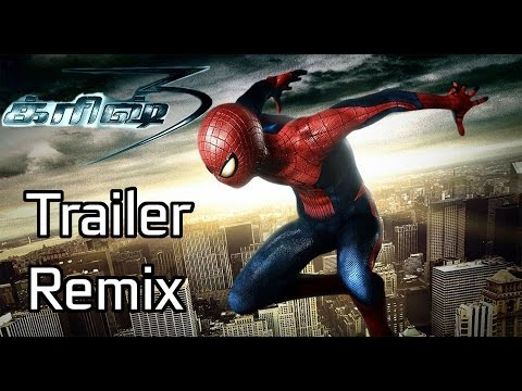 Krrish 3 Trailer - Spider Man Remix ( Tamil ) video