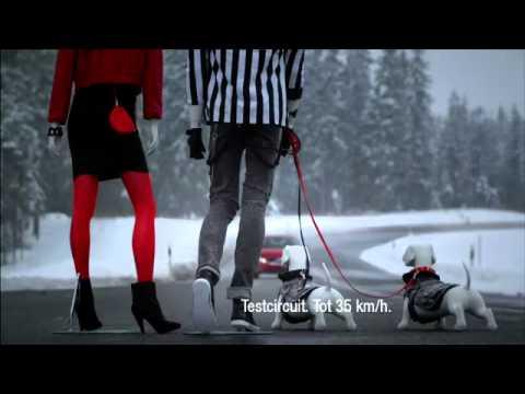 S60 Pedestrian Detection (Volvo)