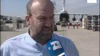 Cruz Roja Env A Un Avi N Con Ayuda Humanitaria A Hait
