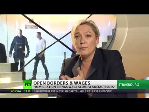 'EU - empire destroying people's freedom' - Marine Le Pen to RT