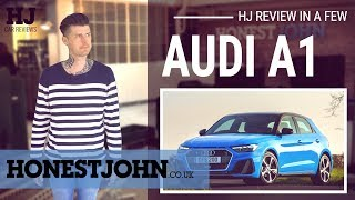 Car review in a few | 2019 Audi A1 - the best runabout ever made...probably