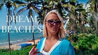 DREAM BEACHES OF GOA INDIA