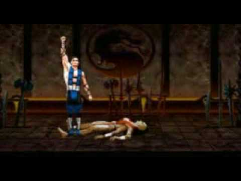 Mortal Kombat Trilogy - Supreme Demostration FATALITY ANIMALITY FRIENDSHIP.avi