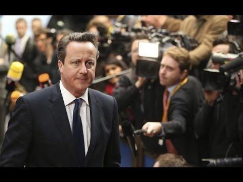 Cameron, Clegg y Miliband se comprometen a devolver poderes a Escocia si el 'no' se impone