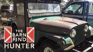 Unseen Barn Find Hunter Footage | Barn Find Hunter | Ep. 9