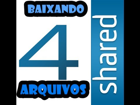 Como Baixar Arquivos No 4shared video