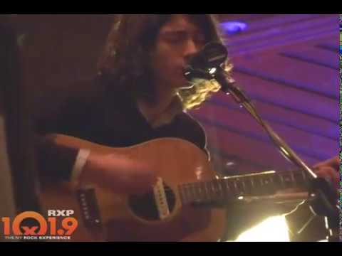 Arctic Monkeys - Fluorescent Adolescent (Live @ WRXP Sessions)