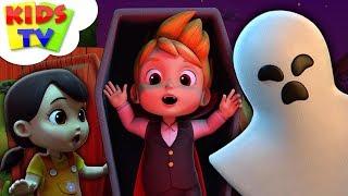 It's Halloween Night | Boom Buddies Halloween Videos | Scary Nursery Rhymes For Kids