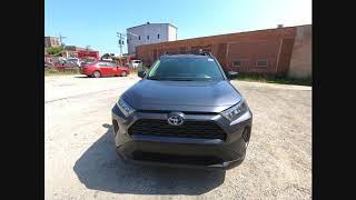 2019 Toyota RAV4 Hybrid Chicago IL 190505
