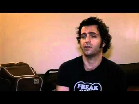 Dweezil Zappa interview 2009 (part 5)