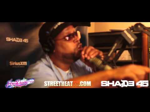 """""""Nelly speaks on Floyd Mayweather & the history of Boxing with DJKaySLay & Joy Daily on Shade45"""