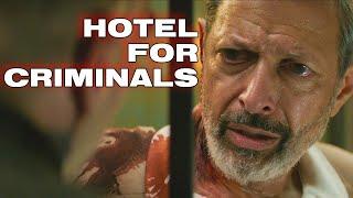 HOTEL ARTEMIS (2018) | DUMBED DOWN