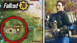 Fallout 76 NEW INFO - New PvP Details, Updated Map, Stealth Mechanics & More (Online Updates)