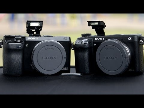 Sony NEX 6 review - vs NEX 7