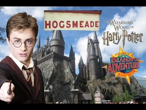 Conheça O Wizarding World Of Harry Potter: Hogsmeade video