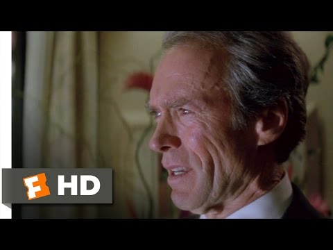 In The Line Of Fire (5/8) Movie CLIP - If Only I Reacted (1993) HD