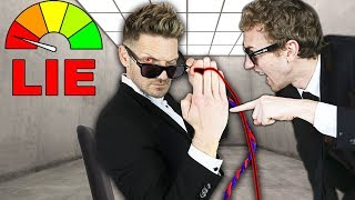 Best Friend Lie Detector Test on Real Brother Agent S!  (Memory Loss Reveal Secret Information)