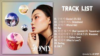 Download lagu [Full Album] Lee Hi (이하이) - 4 ONLY