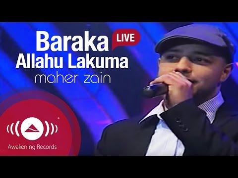 Maher Zain - Baraka Allahu Lakuma | Simfoni Cinta video