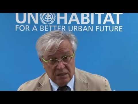 VII Mediterranean Economic Cities Forum, Video message By Dr. Joan Clos (UN-HABITAT)