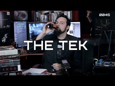 The Tek 0045: Gaben Speaks - The Next Console Wars