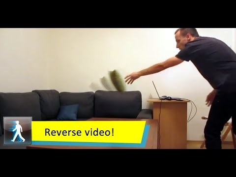Reverse Movie FX - magic video APK Cover