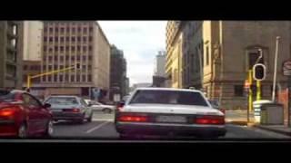 Johannesburg driving