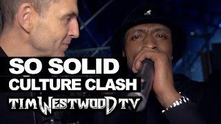 So Solid beef with Wiz Khalifa - Westwood