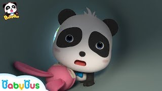 Baby Panda Rescues Little Rabbit | Baby Panda's Magic Bow Tie | Magical Chinese Characters | BabyBus