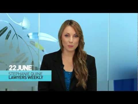 Law Report: Melinda Taylor held in Libya; lawyers defend gay marriage; ...