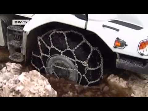 Zetros 6x6: Six tires for rough terrain   Made in Germany