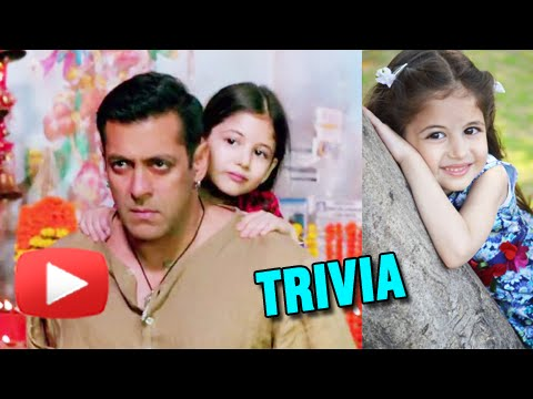 Unknown Facts ! Salman Khan's Little Girl From Bajrangi Bhaijaan - Watch Now!