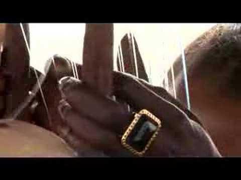 King Kora Gambia Tour 2007 Part I