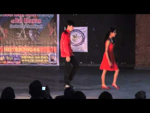 Touch Me ,tera Hone Laga Hoon Salsa Dance By Lda Pkl9 Students Maria Maria video