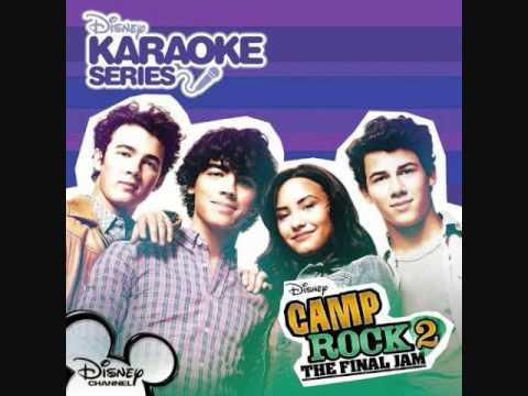 Camp Rock 2- Brand New Day (Karaoke/Instrumental)