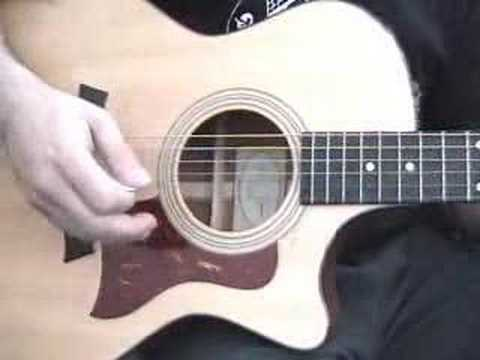 Basic Strumming For Guitar
