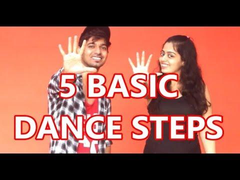 Easy HipHop dance steps | Vicky & Aakanksha