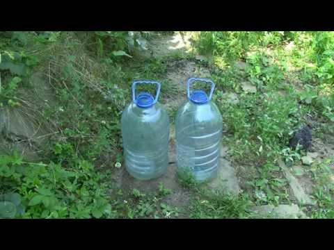 Раколовки из пластиковых бутылок своими руками