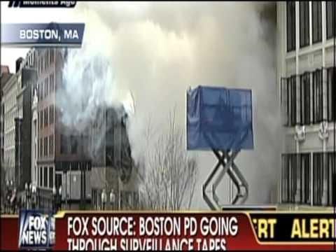 Boston Bombing TV3 NZ Breaking News
