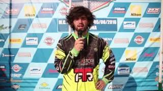 Campionato Italiano Quadcross FMI 2016 - Cremona, Tommaso Nesi