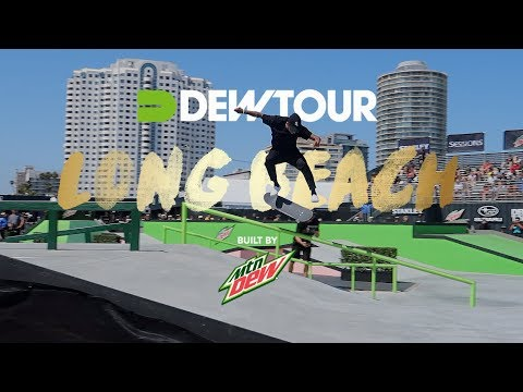 Chaz Ortiz: Long Beach Dew Tour