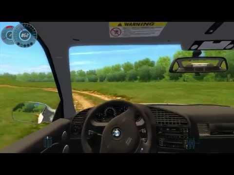 City Car Driving BMW E36 M3 1999 G27 HD